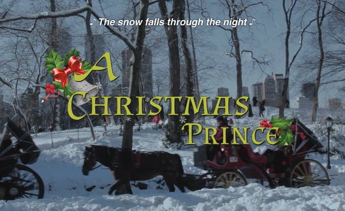 i like how the soundtrack to a christmas prince is a christmas song you have never heard before in your life and will never hear again - A Christmas Story Soundtrack