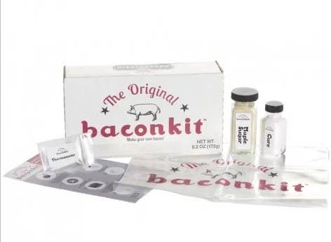 $27.95 at https://www.thegrommet.com/original-bacon-kit-diy-bacon-curing-kit