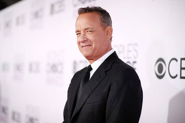 it turns out tom hanks brother does a lot of woody s voices for