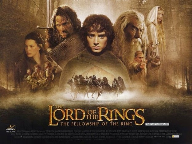 The Lord of the Rings is one of the most successful movie franchises of all times, winning 17 Oscars and earning over $5 billion from all the films combined.