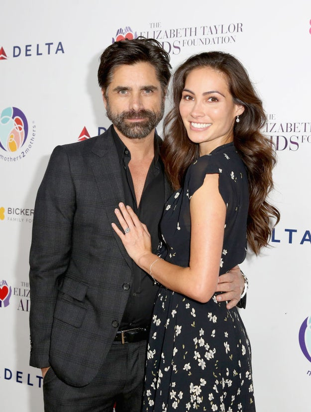 Then there's Caitlin's description of the moment she told Stamos she was pregnant.