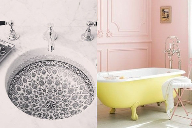 design your dream bathroom and well reveal what youre actually obsessed with - Dream Bathroom Pictures