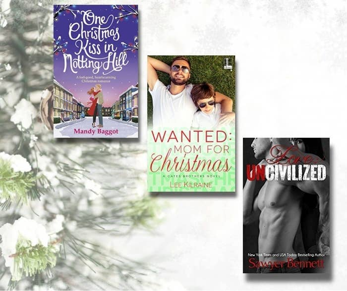 """This book friend from Down Under may celebrate her Christmas season with sun and fun, but these recommendations should warm your days and nights. One Christmas Kiss in Notting Hill by Mandy Baggot""""This book paints pictures with words and the author describes London and all its quirky places and residents so well, I loved the story and the characters. This book features a single dad with an adorable little girl and a hormonal teenager. It will make you laugh and feel like you know the characters. Christmas is a magical time of year and this is a magical tale. I loved it.""""Wanted: Mom for Christmas by Lee Kilraine""""This book is a true love story with the magic of Christmas and Santa lending a helping hand, and it features a single dad. A new author to me and I loved this story""""Love Uncivilized by Sawyer Bennett""""This novella is full of love, passion and steaming hot sex with some bumps along the way. What can I say but you rocked it Sawyer Bennett."""""""