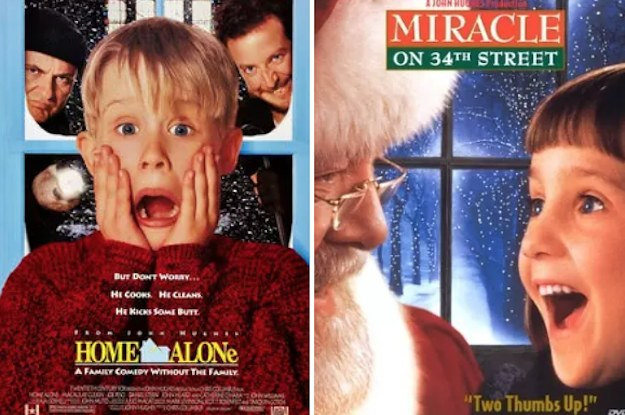 How Many Iconic 90s Christmas Movies Have You Seen