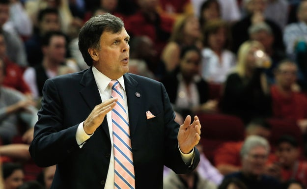 Kevin McHale, a Hall of Fame player, who coached against Kobe Bryant.