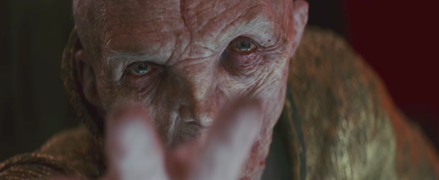 People were very disappointed by the death of Supreme Leader Snoke, mainly because fans didn't expect his demise so suddenly.