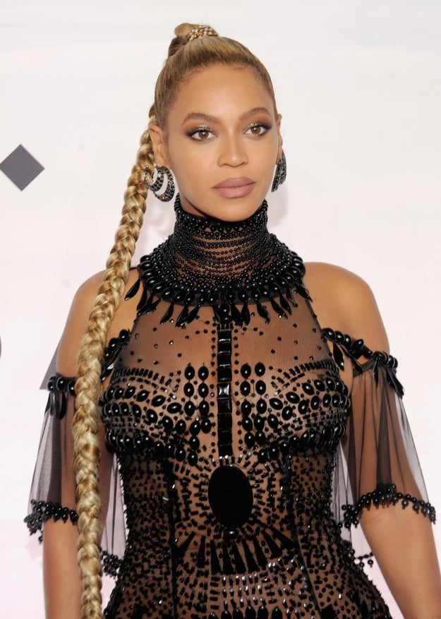 "When Beyoncé received her Council of Fashion Designers of America award last year, she revealed that her mother had to make all of Destiny's Child's costumes because ""high-end labels, they didn't want to dress black, country, curvy girls."""