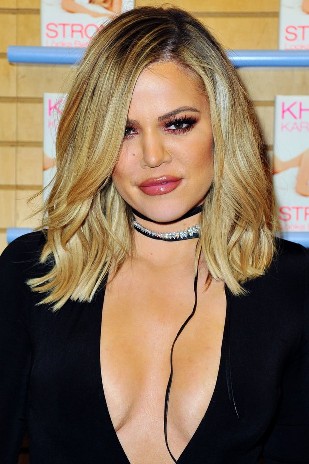 "Khloe Kardashian told Harper's Bazaar that before her weight loss, she never had clothing options on shoots. ""There would always be this attention on Kourtney and Kim, but I was too much work for [stylists] or they had nothing in my size."""