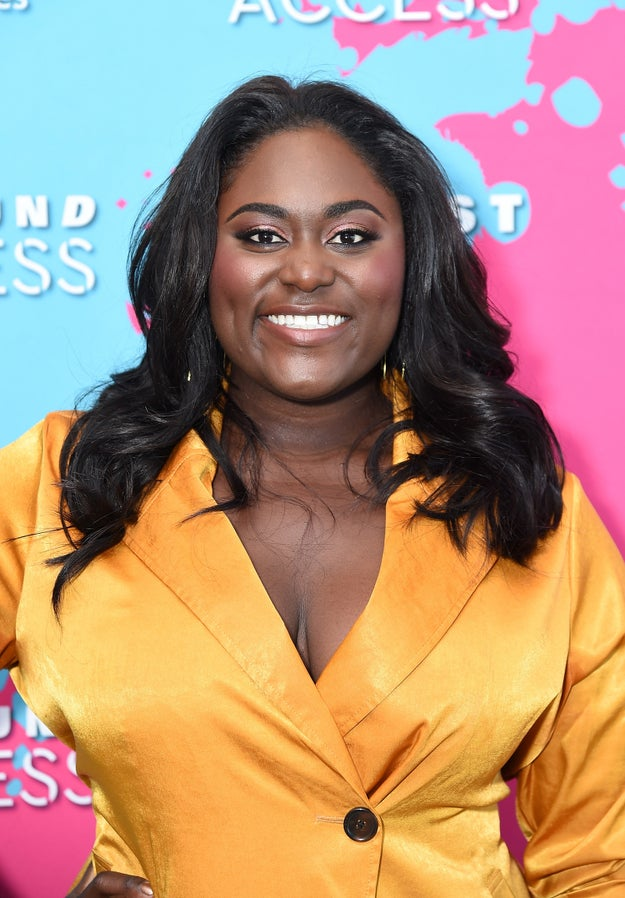 "In an interview with People, Danielle Brooks said, ""I don't see why I can't get to wear Tom Ford or why I can't wear Gucci... I don't understand why I can't be your It girl."""