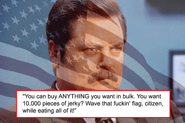 18 Very American Things That Make Other Countries Incredibly Jealous