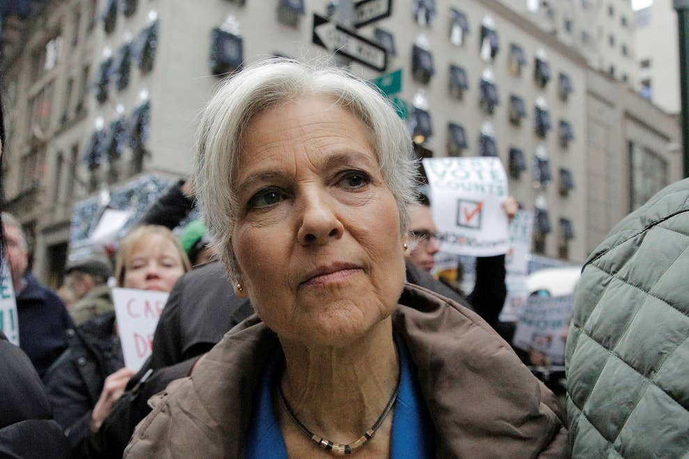 The Senate's Russia Investigation Is Now Looking Into Jill Stein, A Former Campaign Staffer Says