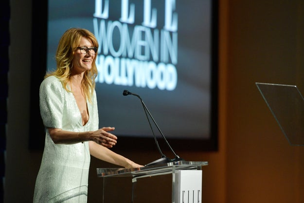 However, nothing quite compares to the year Laura Dern had in 2017. SHE WAS A FUCKING BOSS KWEEEEN.