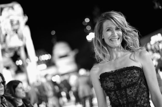 In case you live under the saddest rock, Laura Dern is one of the greatest actresses of our time.