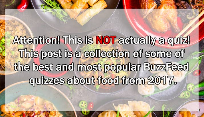 21 quizzes for people deeply obsessed with food share on facebook share forumfinder Image collections