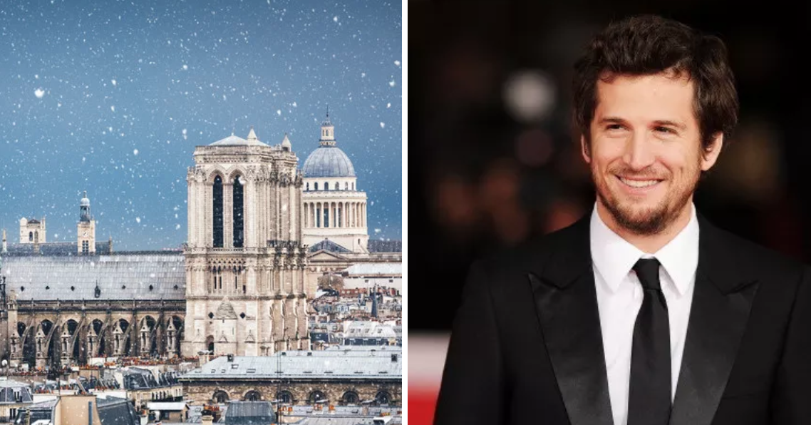 Spend Christmas In France And We'll Give You A French Boyfriend
