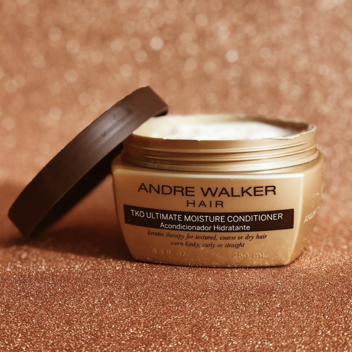 Veteran beauty pro Andre Walker styled Oprah's hair for 30 years before launching a luxe haircare system for dry, curly, kinky, textured and relaxed hair. Each product is custom-formulated to nourish, fortify, and perfectly style your precious tresses. Price range: $9.99–$19.99. Shop here.