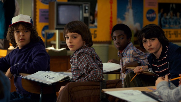 """Watch on: Netflix Worldwide""""It's a damn masterpiece. They say that casting kid actors is incredibly difficult, so it's a testament to that show that every child actor is as talented as they are. Further than that, the show itself is brilliant. The story, music, attention to '80s detail –all of it is perfect."""" –Raines2382"""