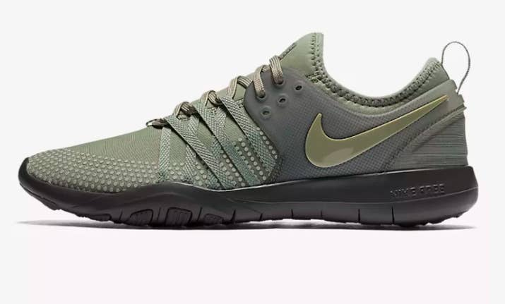 Just looking at these shoes motivates me to workout. Get them from Nike for  $100