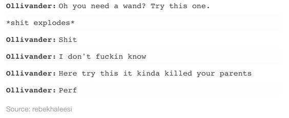 Most Of These Hilarious Harry Potter Posts Were New To Me