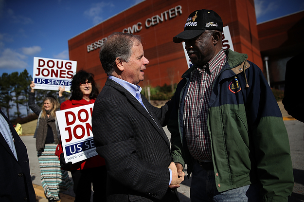 In The Lead-Up To Doug Jones' Win, Groups Actually Spent Millions Trying To Mobilize Black Voters