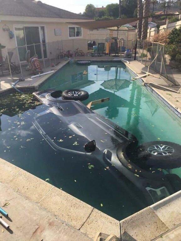 This poor pool: