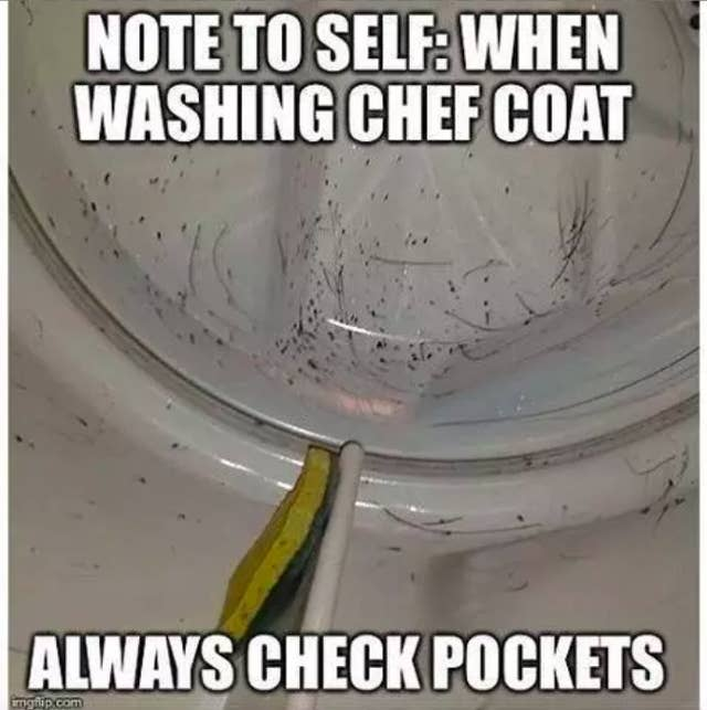 Only A True Chef Will Laugh At All 28 Of These Memes