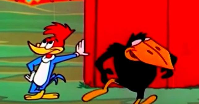O Pica Pau E O Pior Personagem De Desenho Animado Que Ja Existiu