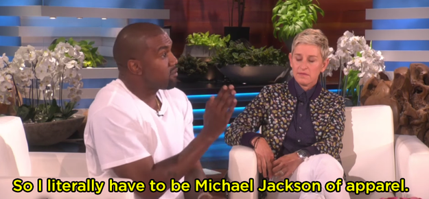 When Kanye West went on an insane rant: