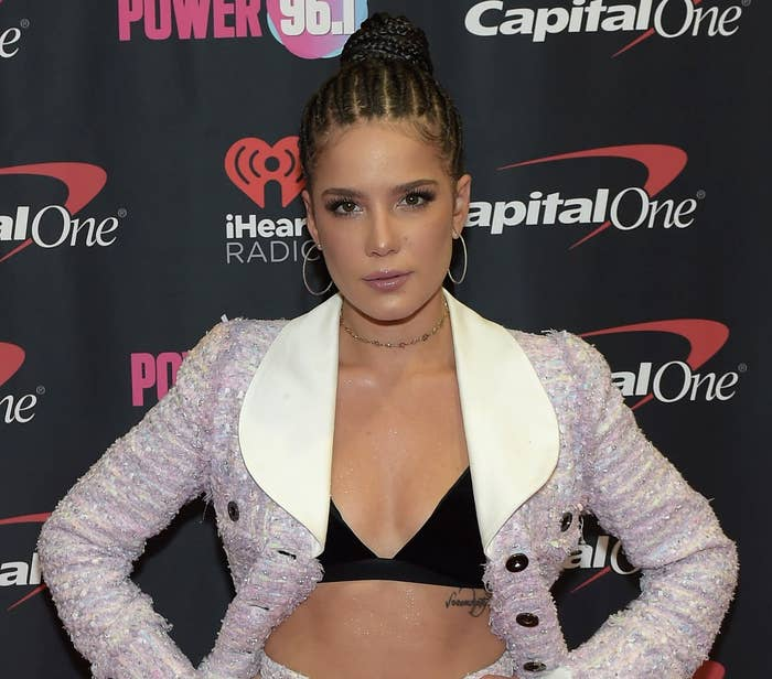 15 Reasons Why Halsey Basically Owned 2017