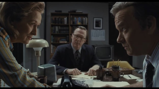 The Golden Globe–nominated film The Post, which stars Meryl Streep and Tom Hanks and is directed by Steven Spielberg, will be released in select theaters this week.