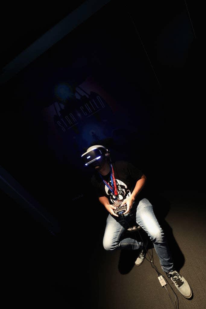 ¿La realidad virtual es cosa del futuro? Play Station demostró que no con este gadget, otro de los imprescindibles de 2017, que fue probado por nosotros con un juego aterrador.