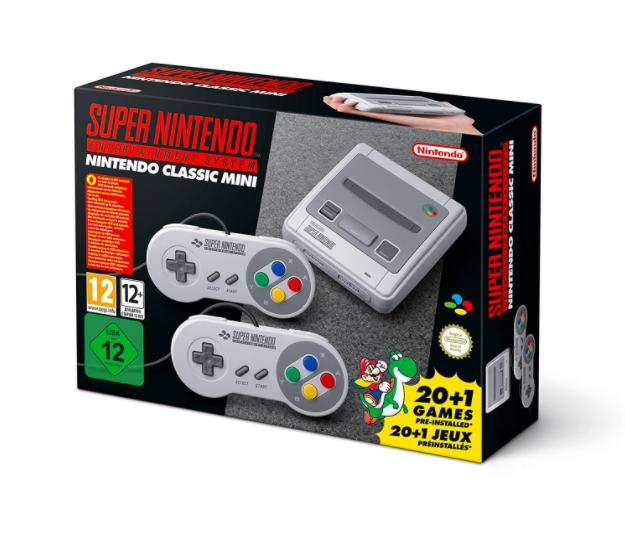 El Nintendo Switch no fue la única novedad de este año que lanzó la compañía japonesa. Súper Nintendo Mini es la consola perfecta para los nostálgicos y tiene más de 20 juegos al estilo retro.