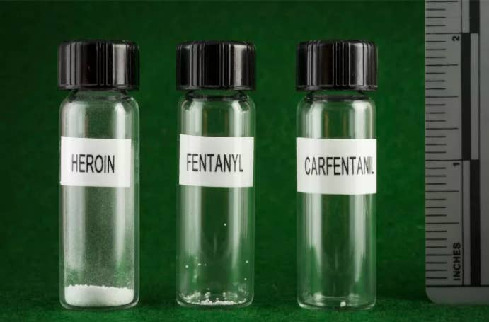 The biggest killers to emerge in the last several years of the opioid epidemic are fentanyl and other synthetic opioids, which collectively killed more than 20,000 people last year, according to CDC data. These synthetic opioids, which include fentanyl derivatives such as carfentanil, are now everywhere: mixed in with the illicit drug supply of heroin and counterfeit pain pills, as well as other drugs like cocaine. As a result, in 2017, synthetic opioids roughly doubled their share of overdose deaths.