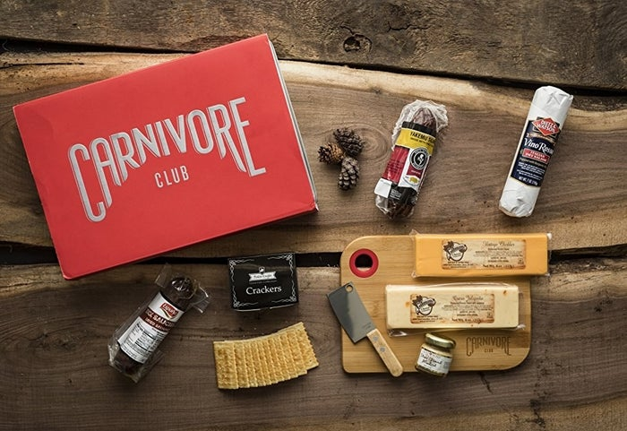 What you'll get: Depending on if you select the classic or snack box, you'll get four to six charcuterie items or jerkies from award-winning artisans. The fancy box will allow you try new styles of meat, from Italian dried sausage to South African biltong. Price: $39+/month.