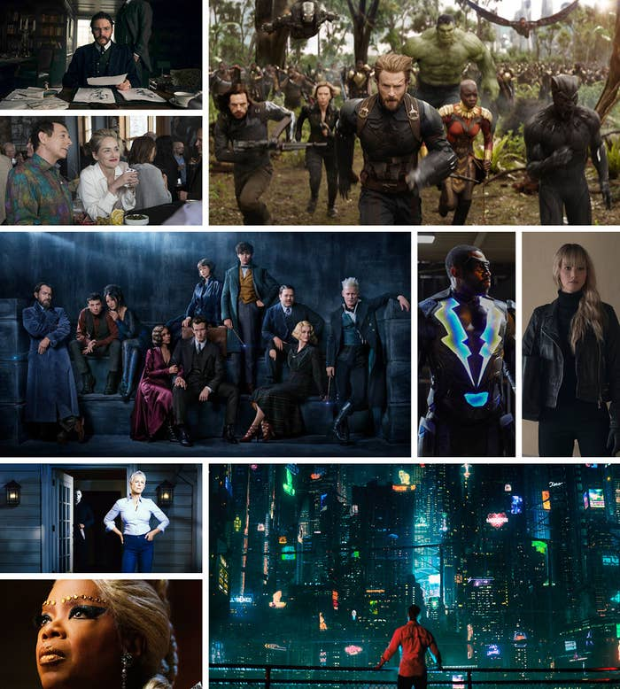 Movies And TV Shows To Be Really Excited About In 2018