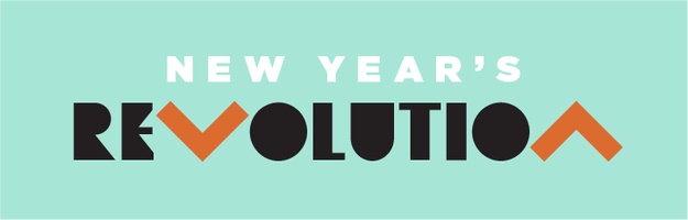 Follow along at BuzzFeed.com/NewYearsRevolution from Jan. 1 to Jan. 14, 2018.