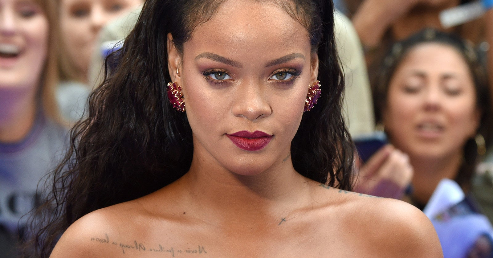 17aa0d948f4 Why Rihanna's Red Lipstick Line Is So Groundbreaking