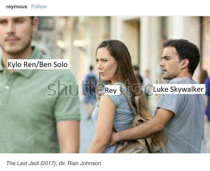 28 Brilliant Tumblr Posts That Sum Up Reylo