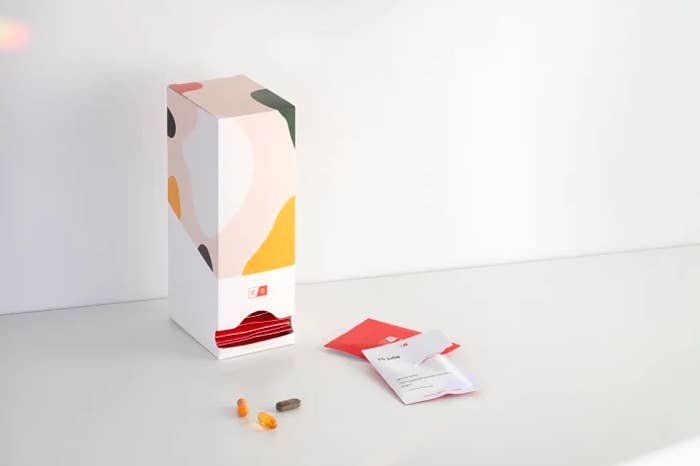 What you get: a monthly box containing 30 personalized packs of daily vitamins with entertaining challenges and fun facts printed on each. Get it from Care/Of for $20/month (and free shipping over $20). Receive 50% off your first month when you enter promo code BUZZFEED at checkout.