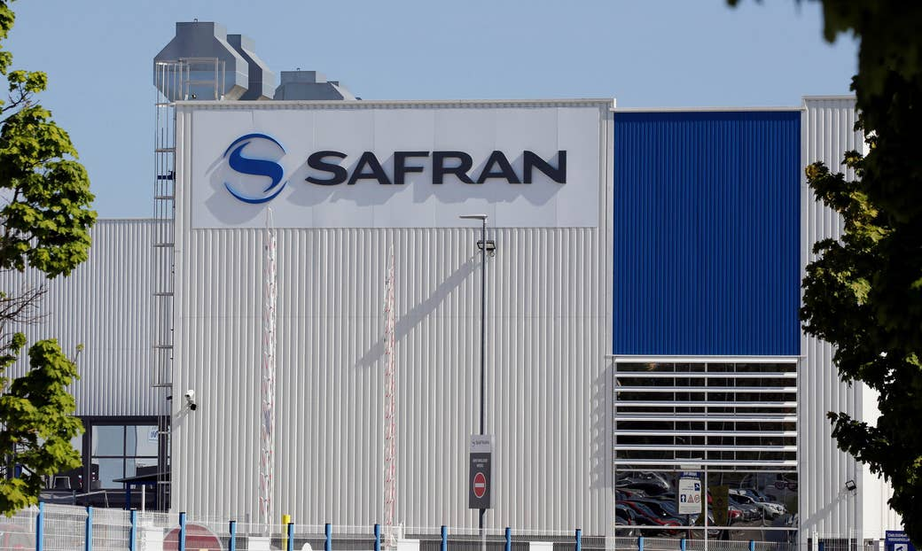 A Safran Group building in France.