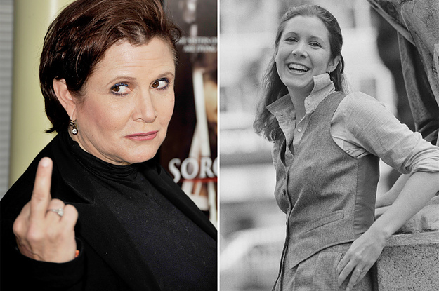 13 Carrie Fisher Quotes That Will Make You Miss Her More