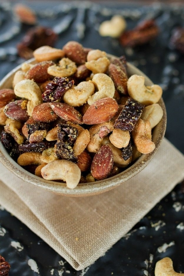 Pizza Trail Mix
