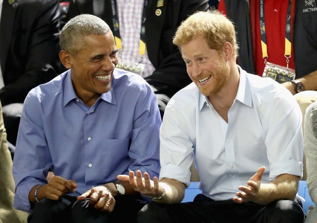 """The interview with the British royal is the first the former president has done since leaving office in January. In it, Obama said he was surprised to feel """"serenity"""" on President Trump's inauguration day."""