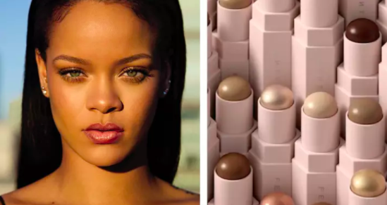 RiRi's New Makeup Line Brings New Shades To Sephora