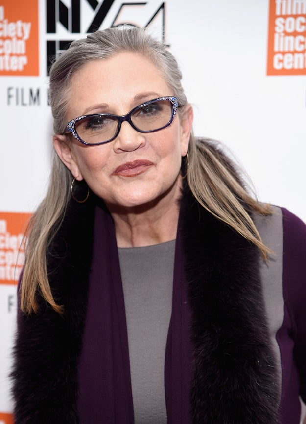 It's been exactly a year since we lost Carrie Fisher, but fans are keeping her memory alive every day.