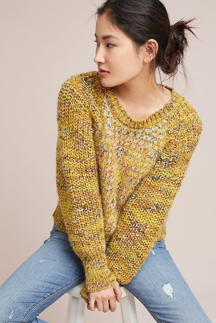 Get it from Anthropologie for $48.97 (originally $128) / Sizes: XXS-XL / Available in four colors.