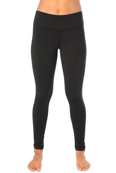 d794788749226 Fleece-lined leggings for legs that want to stay warm this winter season  without hiding inside bulky sweatpants.