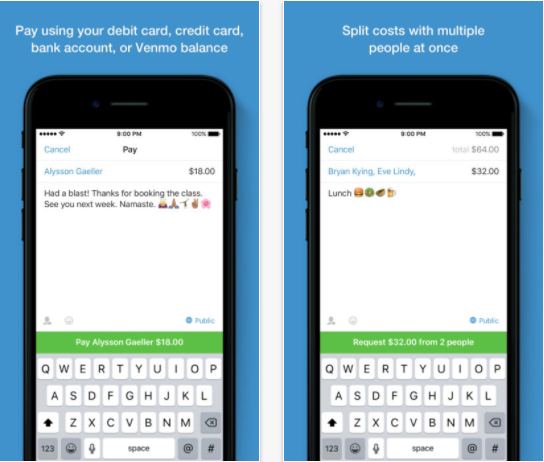 Send friends money when you don't have cash. It's easy, simple, and you can withdraw the money from your Venmo account in one day. It's not surprising that Venmo is now becoming a verb.Price: Free