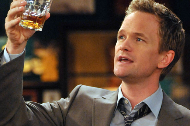 Barney Stinson — How I Met Your Mother