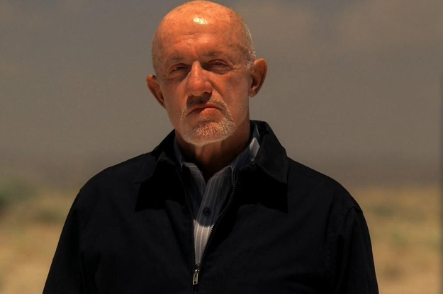Mike Ehrmantraut — Breaking Bad and Better Call Saul